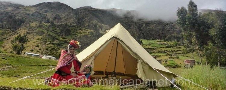 Glamping Cusco