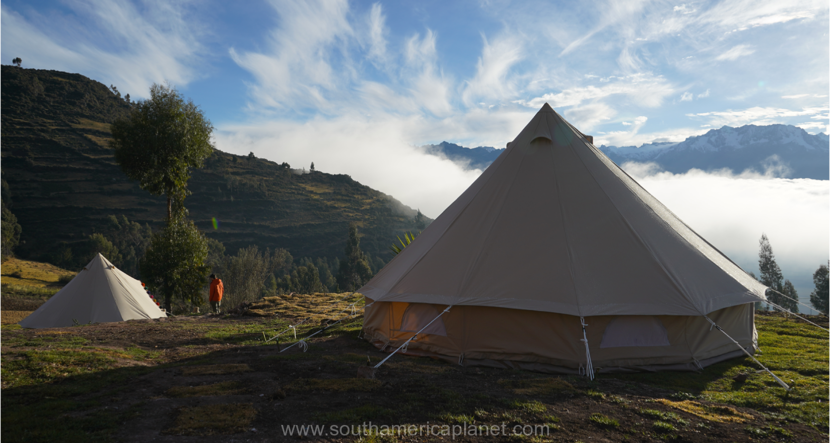glamping Sacred valley