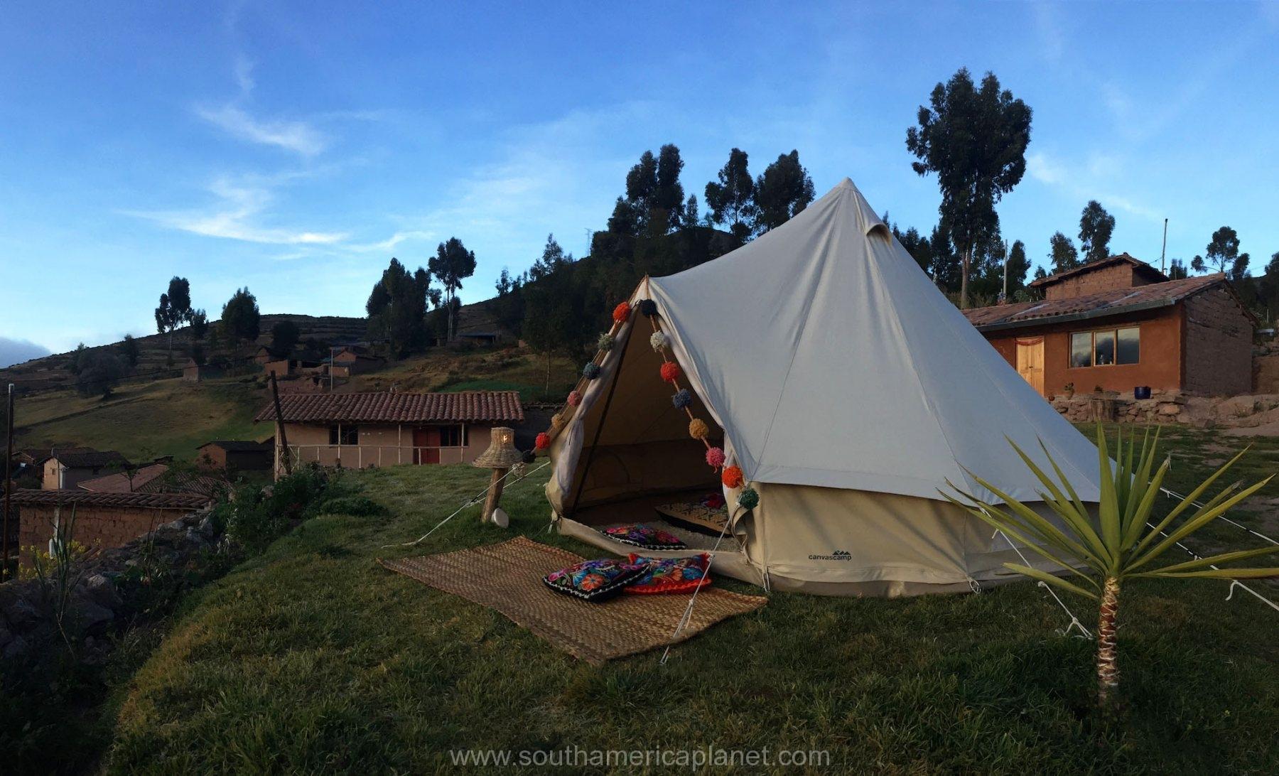 Glamping-Cusco