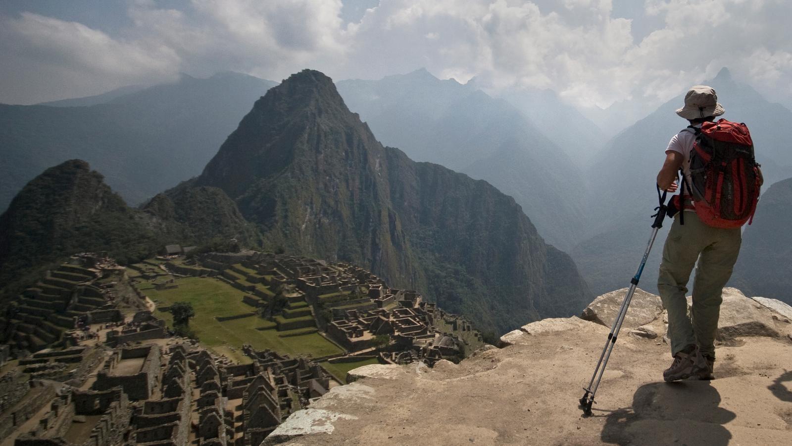 Incatrail Peru