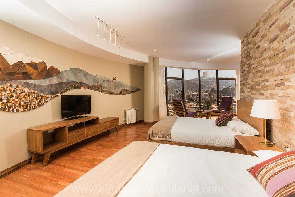 Hotel Boutique Rosario Sur La Paz hotel