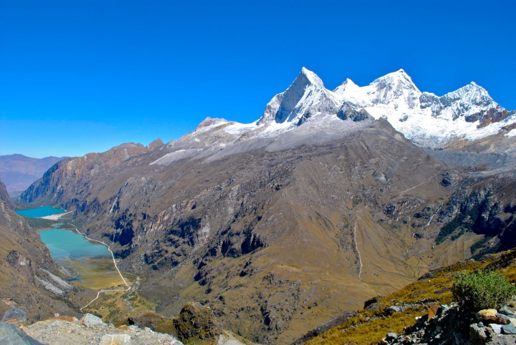 Santa Cruz trekking 5 days, Huaraz, cordillera blanca, north peru ...