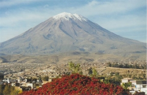 Climb the Misti Volcano (5,825 M) from Arequipa, peru