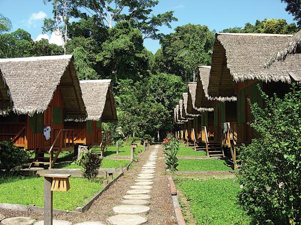 Eco Amazonia Jungle Lodge 3 Or 4 Days, Puerto Maldonado, Tambopata, South  Peru J.