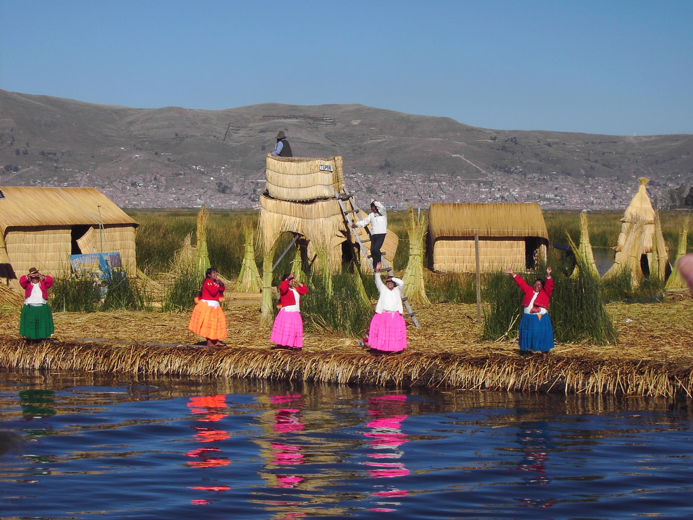 Start Packet Peru Puno And Titicaca 2 Or 3 Days