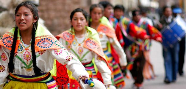 Pictures of ecuadorian people