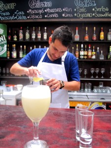 pisco classes