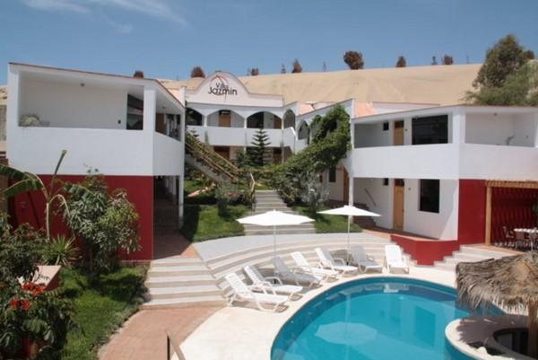 Villa jazmin hotel 3 ica southamericaplanet - Hotel las dunas puerto ...