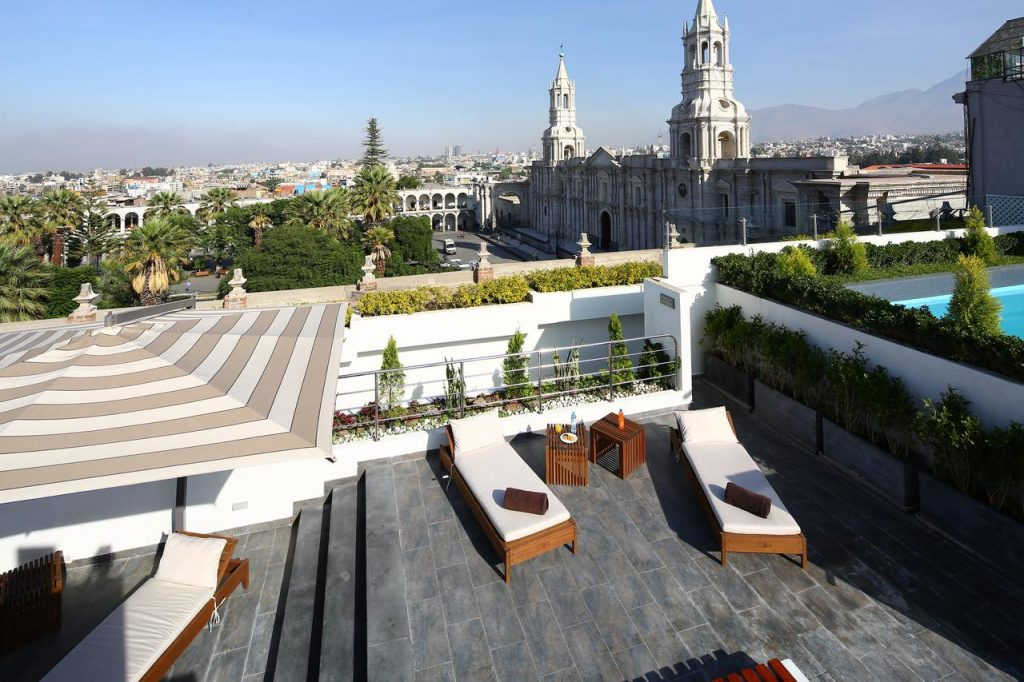 Casa andina select arequipa 4 southamericaplanet for Hotel casa andina arequipa