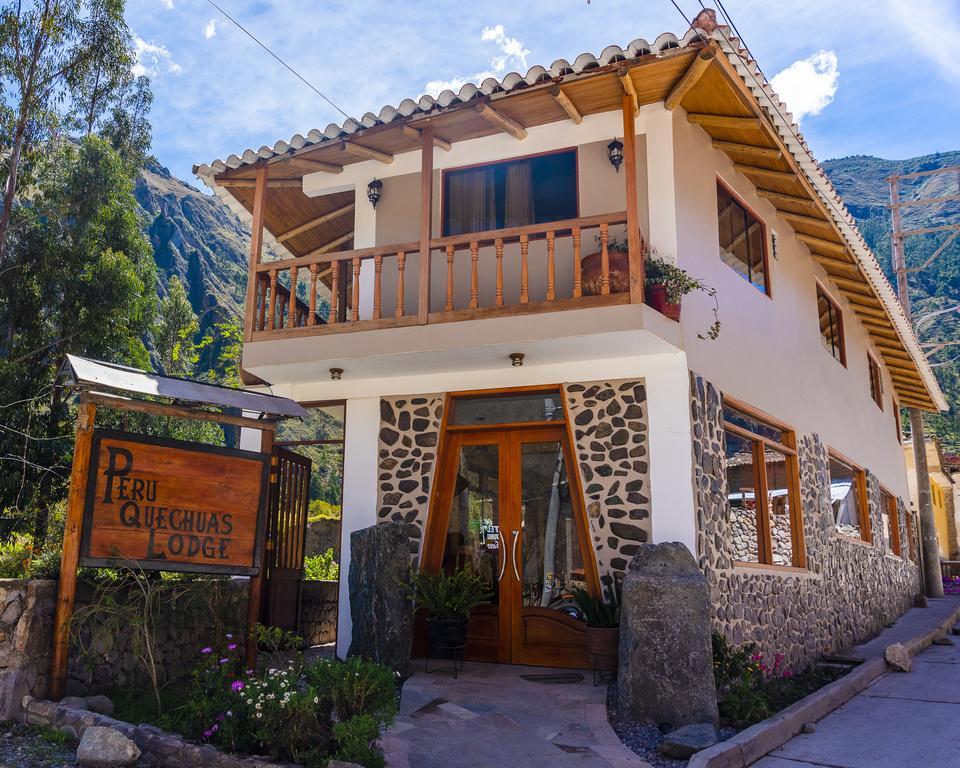quechuas lodge